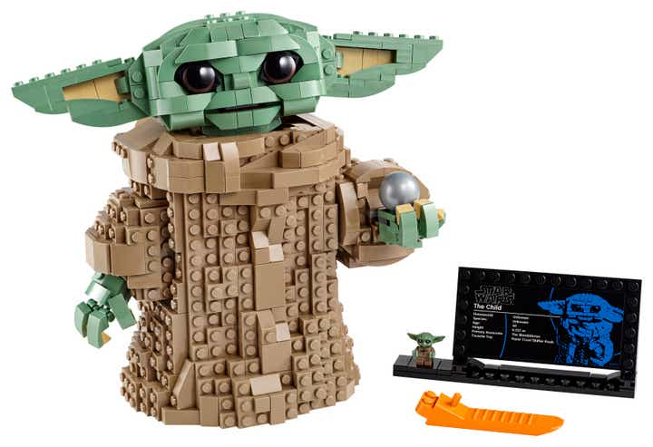 Bring Baby Yoda to your home with LEGO's new set