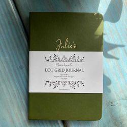 Maisie Lane Co. Dot Grid Journal review