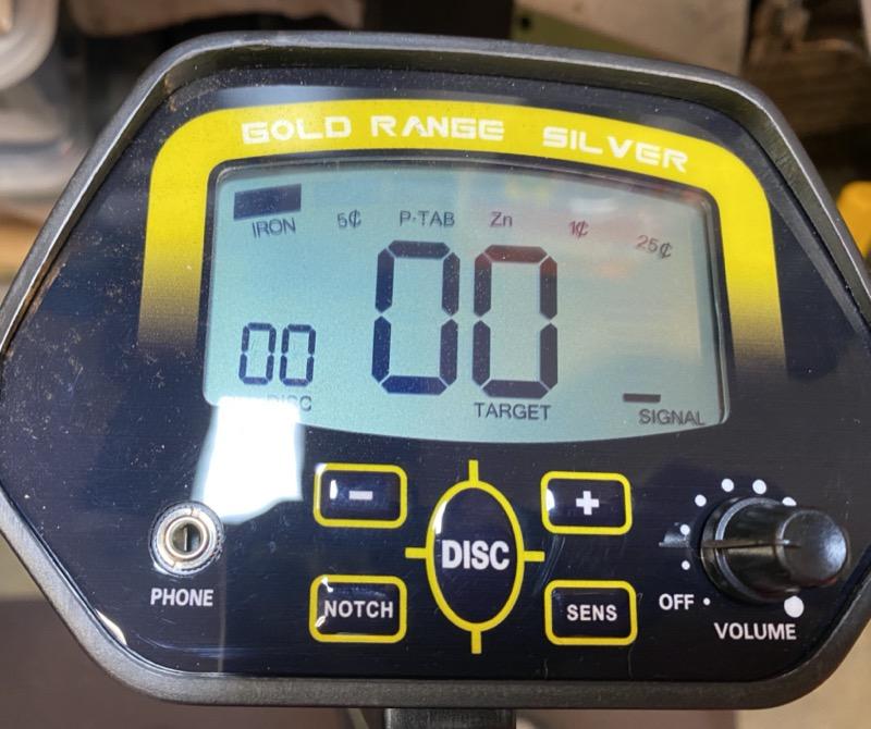 sakobs GC1032 metaldetector 11