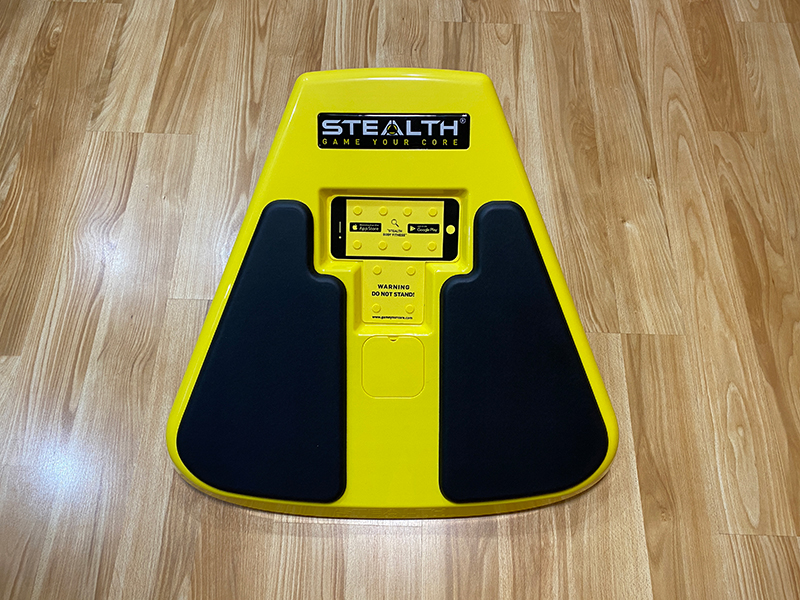 Stealth core trainer review – Get a 6 pack while playing video games