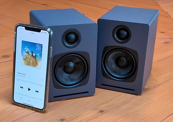 Audioengine A1 Powered Speakers 4