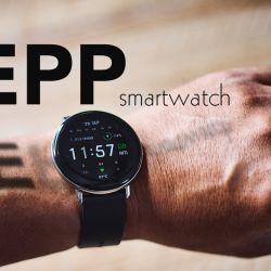 Zepp E Circle Smartwatch review