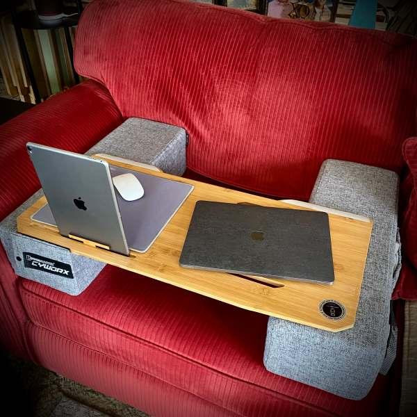 Nerdytec Couchmaster CYWORX lap desk review
