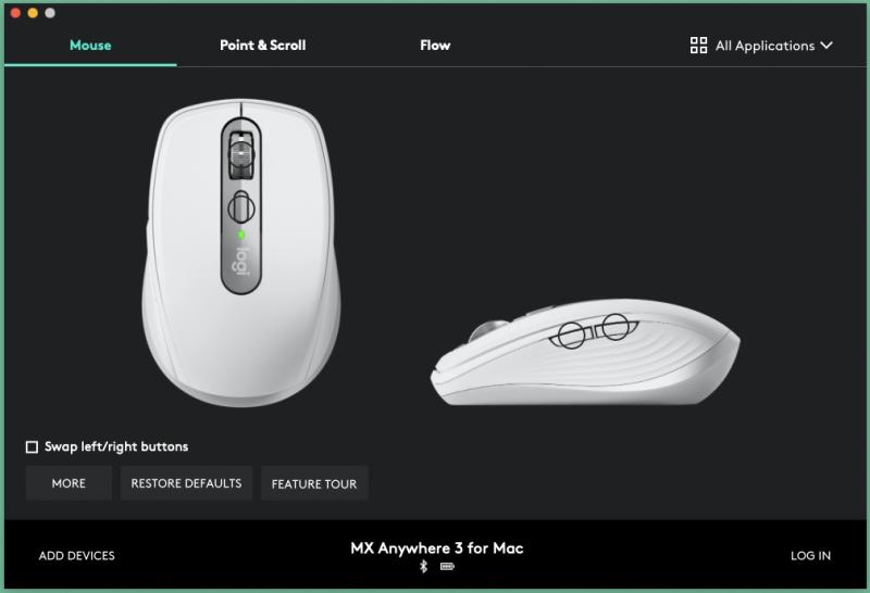 logitech mx mouse 14