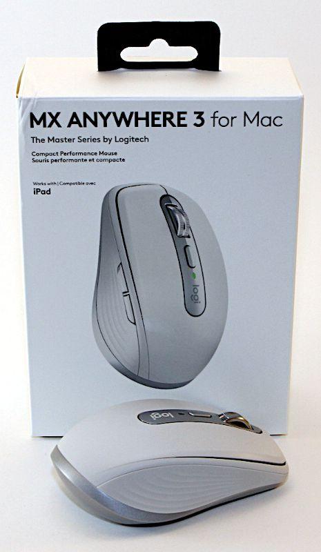 logitech mx mouse 4