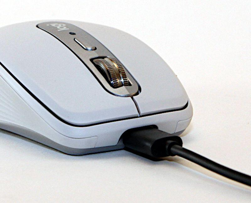 logitech mx mouse 5