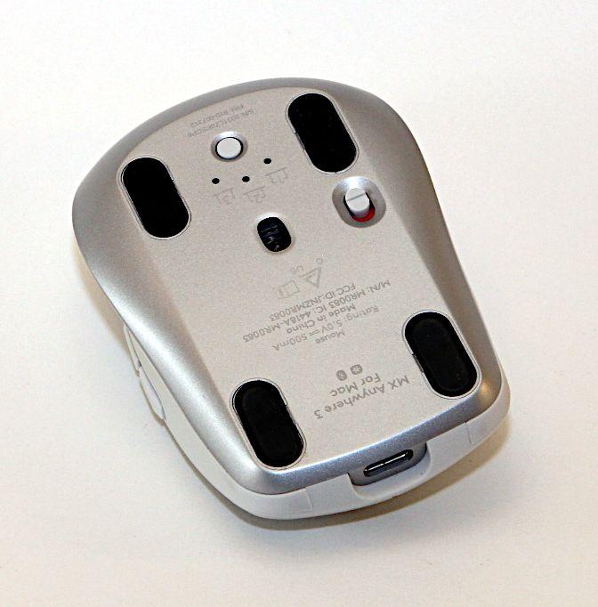 logitech mx mouse 6