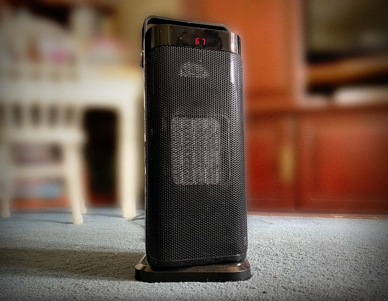 Trustech space heater review 01