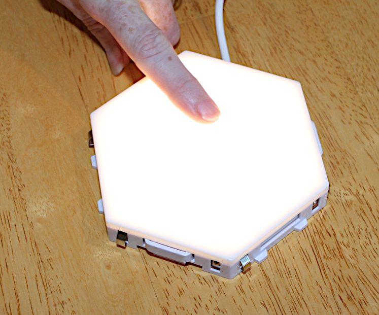 polygon light 6