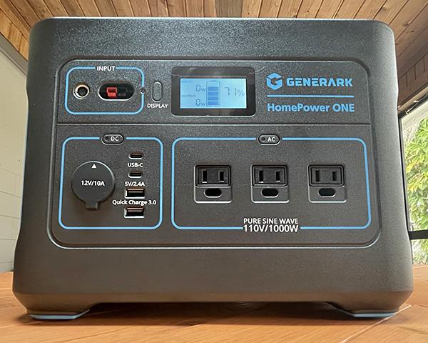 Gemnerark HomePower One 1