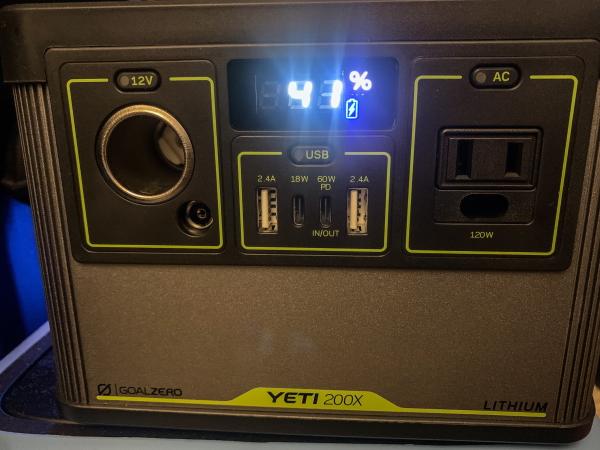 Goal Zero Yeti 200X 6