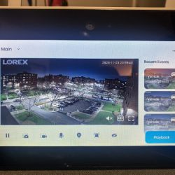 Lorex Home Center 27