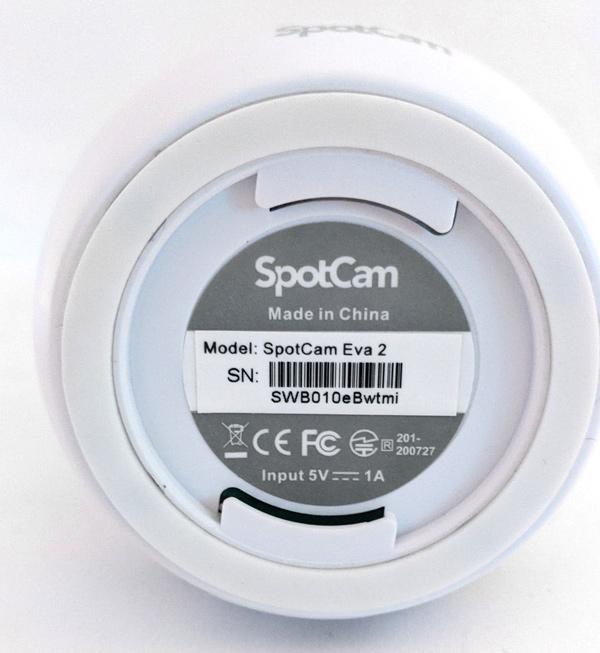 SpotCam Eva 2 webcam 4