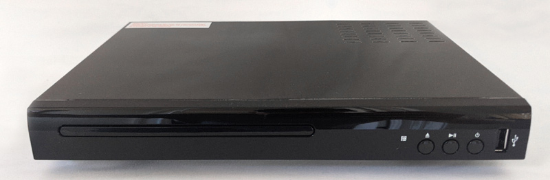 Tojock Blu Ray DVD player 1