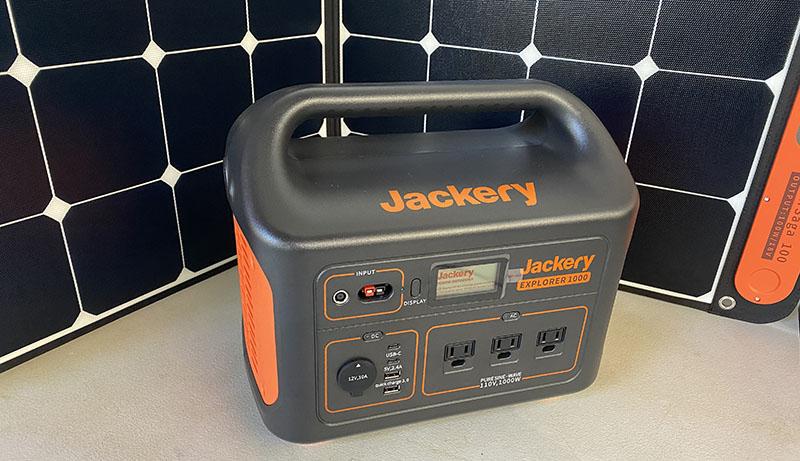 jackery SolarGenator1000 2