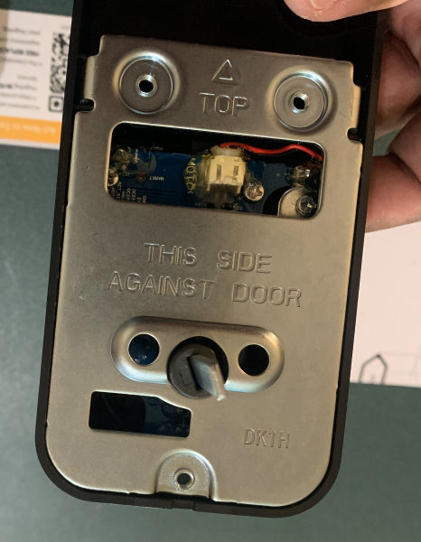 Hugolog Electronic Deadbolt Lock 14