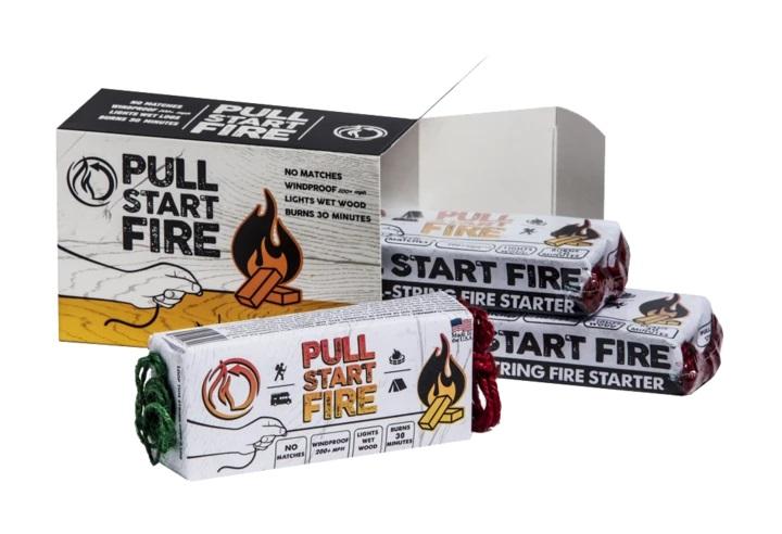 Pull Start Fire 01