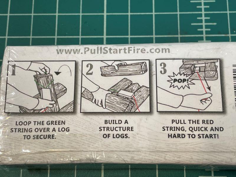 Pull Start Fire 06