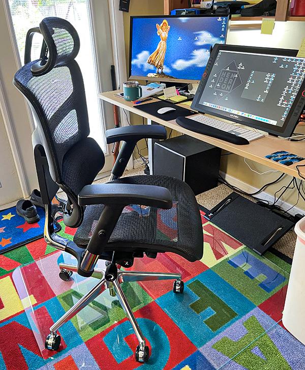 X Chair HMT 15