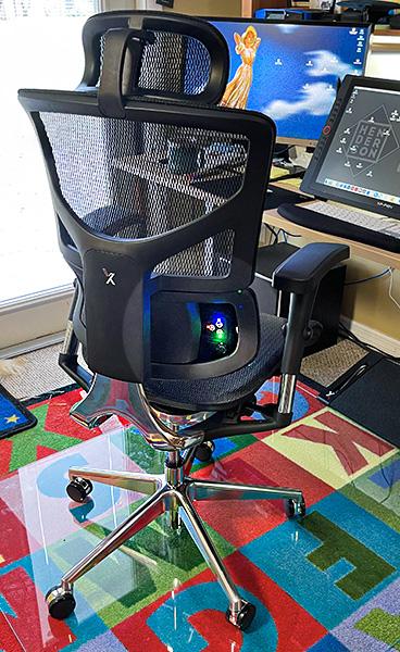 X Chair HMT 16
