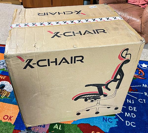 X Chair HMT 6