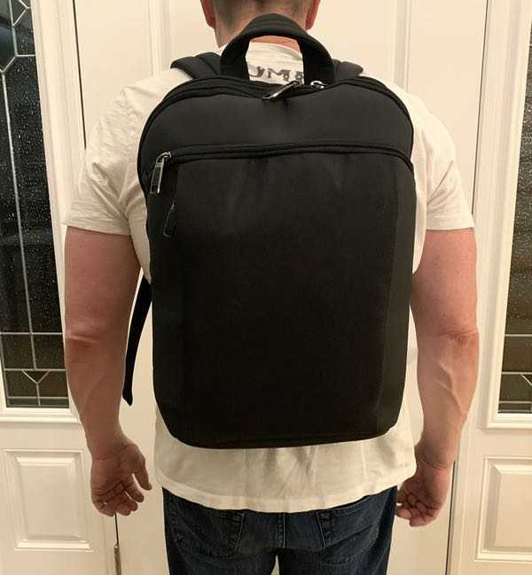Zinmark Backpack 4