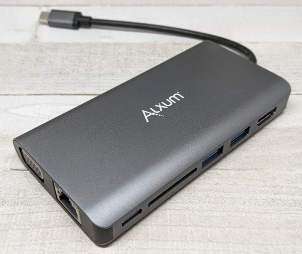 alxum 8 in one usbc hub 01