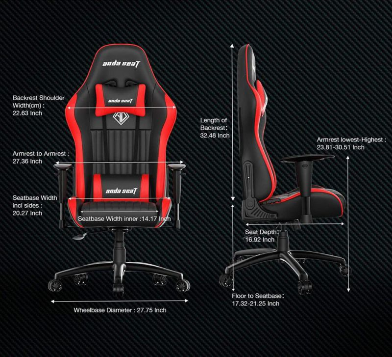 andaseat jungleseriesgamingchair review 9