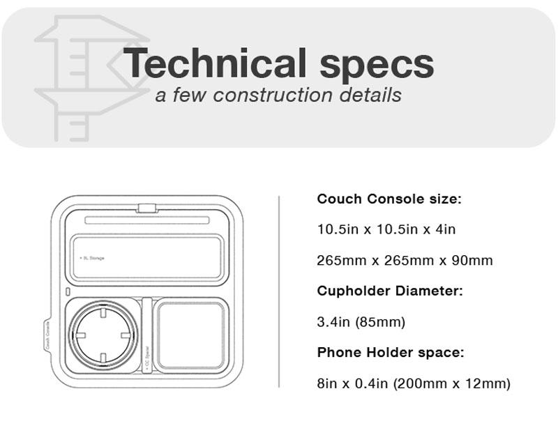 couchconsole console 3