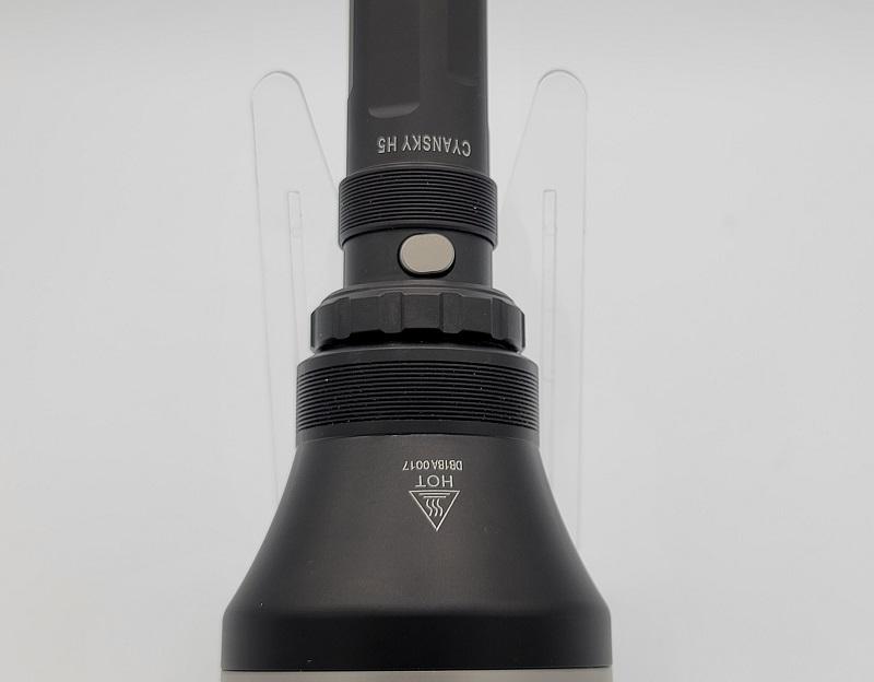 cyansky flashlight 07