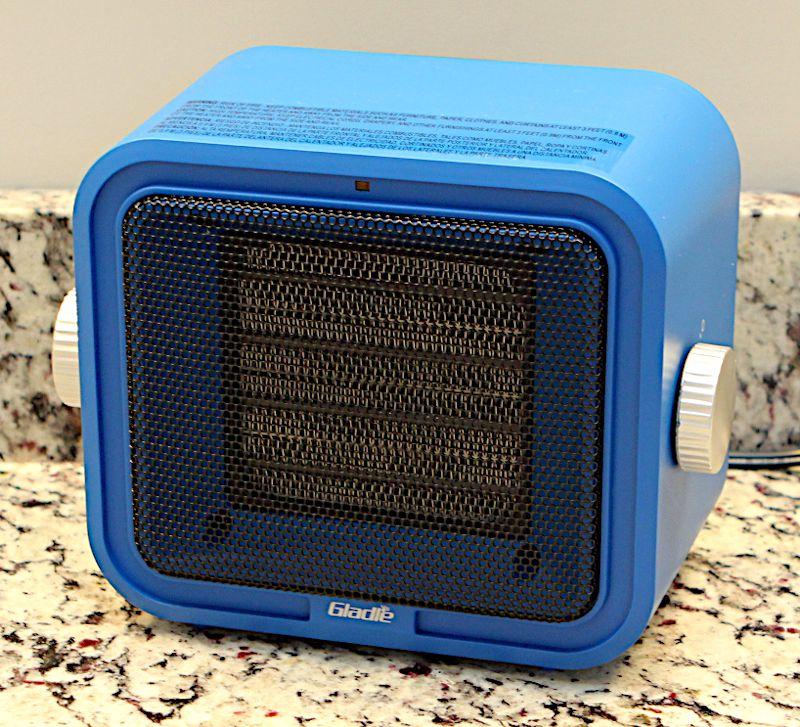 gladle heater 1