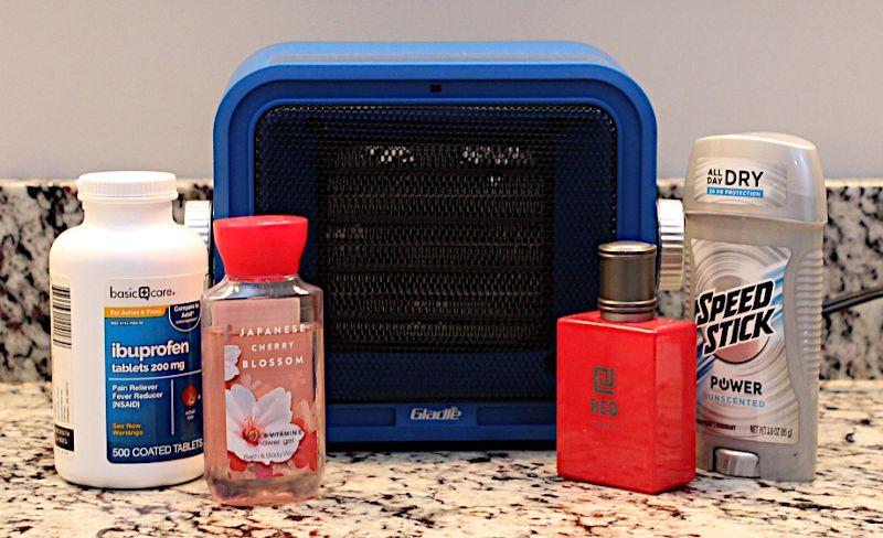 gladle heater 2