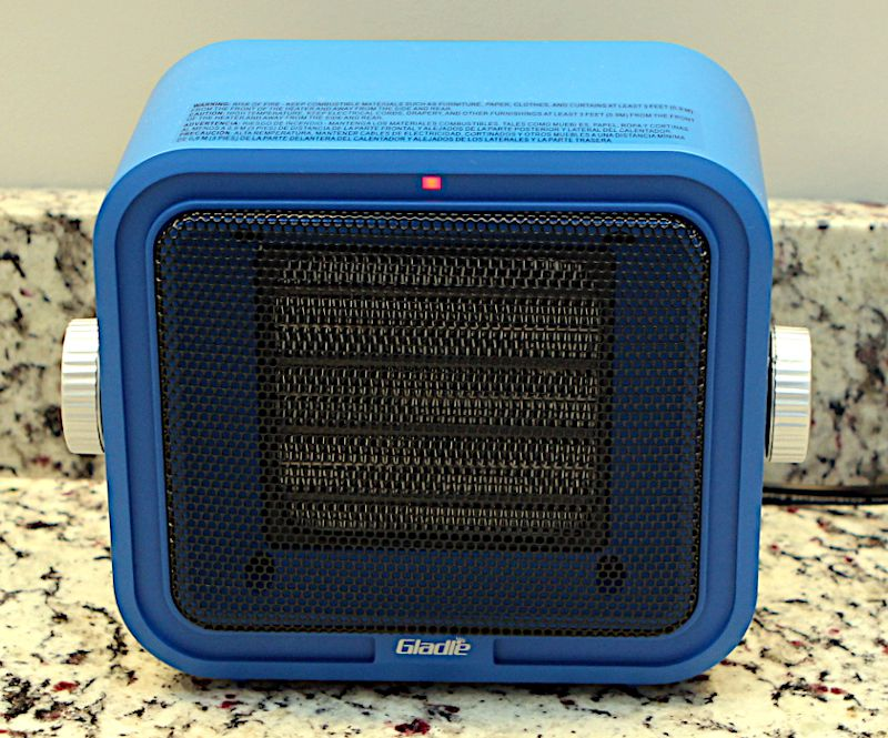 gladle heater 7
