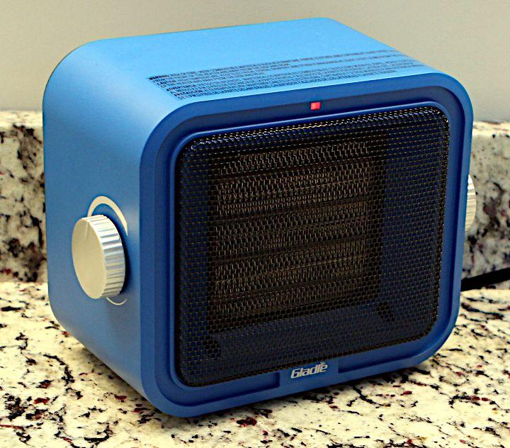 gladle heater 8