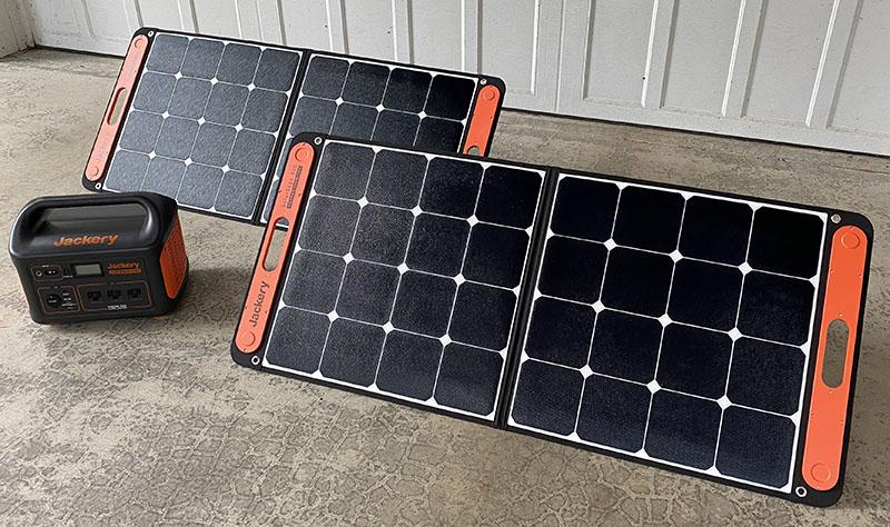 jackery SolarGenator1000 1