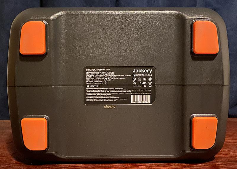 jackery SolarGenator1000 12