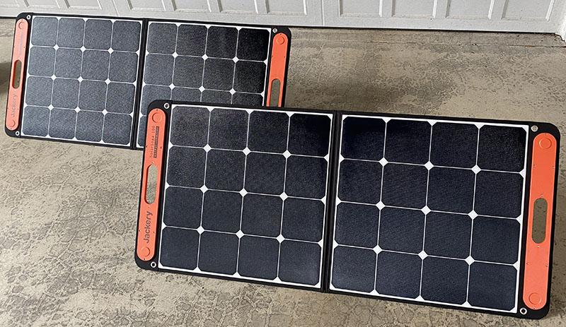 jackery SolarGenator1000 13