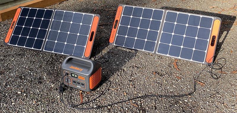 jackery SolarGenator1000 18
