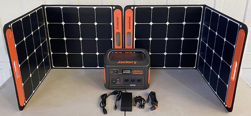 jackery SolarGenator1000 3