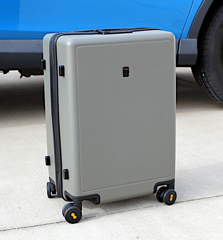 LEVEL8 Elegance Carry-On Luggage review – The Gadgeteer
