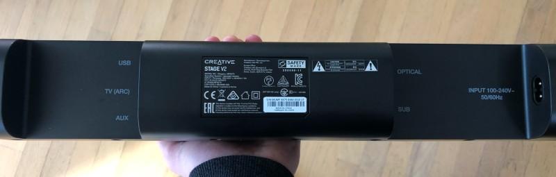 Creative Speaker 2