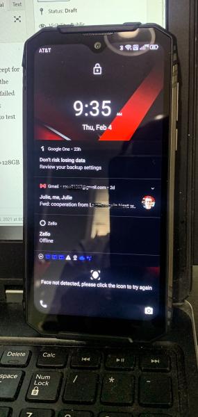 Doogee S96 Pro 2