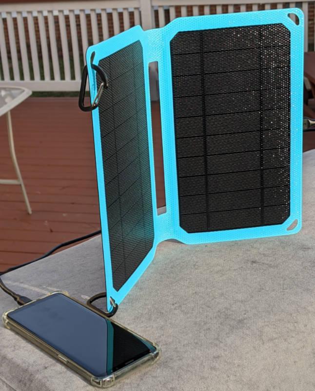 Gosun SolarPanel 10 7