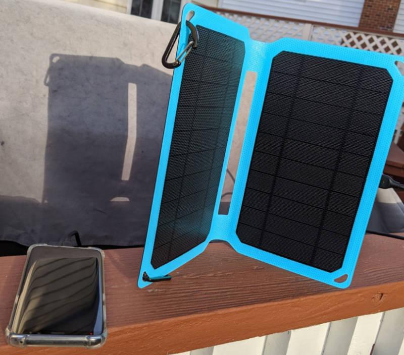 Gosun SolarPanel 10 8