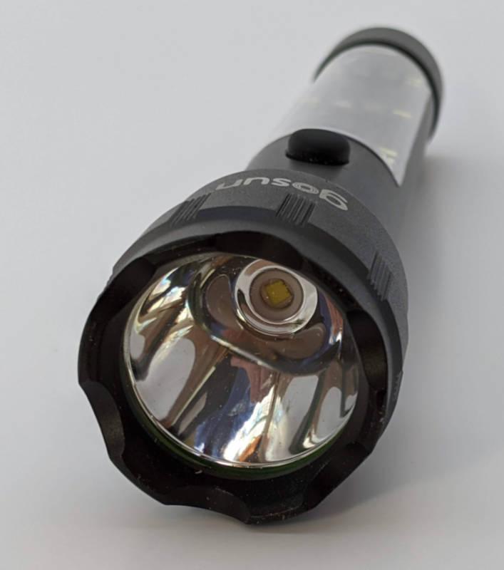Gosun solar flashlight 9