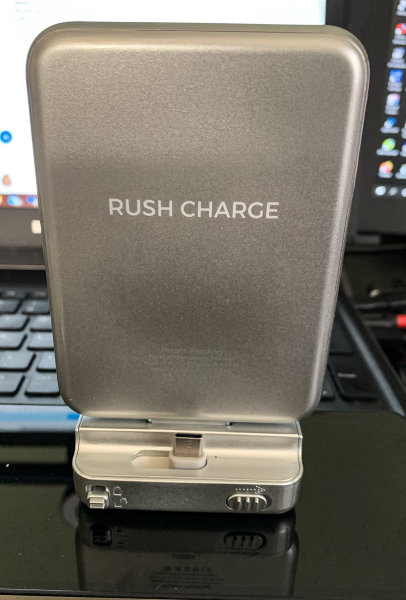 Rush Charge Stand 1
