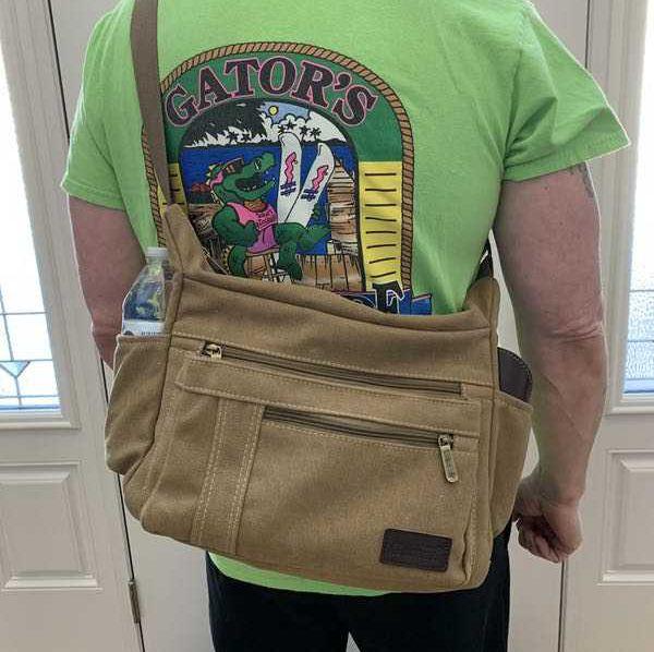 Wautton Crossbody Bag