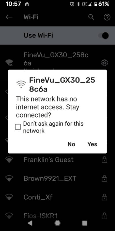FineVU GX30 3