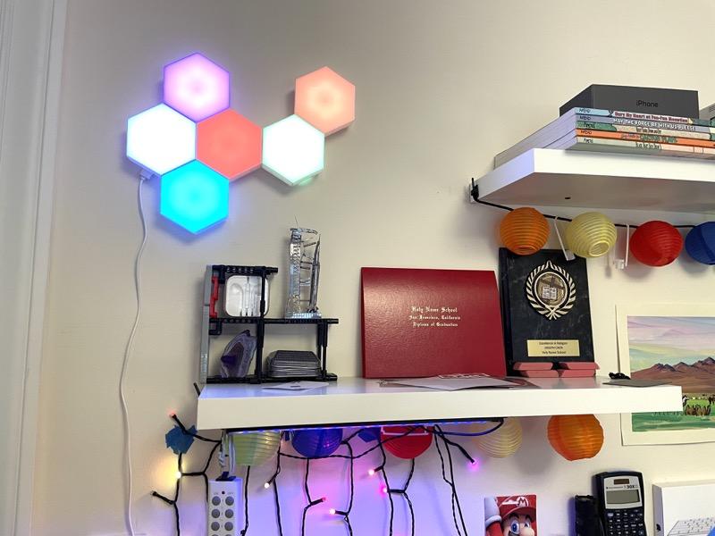 Honeycomb LED 15