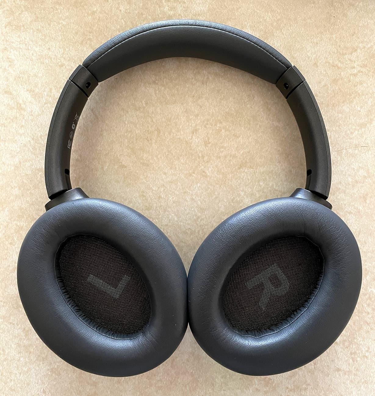 monoprice BT600ANC bluetooth headphones 003